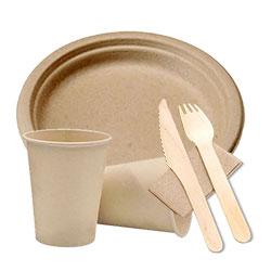 Biodegradable cutlery pack thumbnail