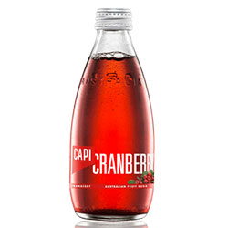 Capi fruit sodas - 250ml thumbnail