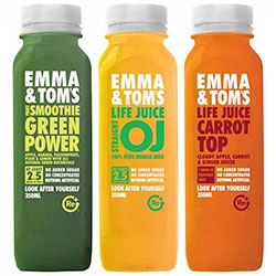 Emma and Toms Life Juices - 350ml thumbnail