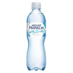 Mount Franklin sparkling water - 450ml thumbnail