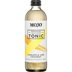 Mojo sparkling tonic water - 330ml thumbnail