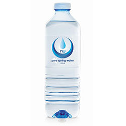 Nu Pure sparkling mineral water - 600ml thumbnail