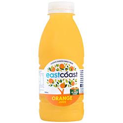 East Coast orange juice - 500ml thumbnail