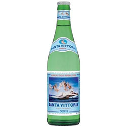 Sparkling water glass bottle - 750ml thumbnail
