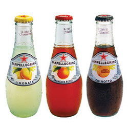 San pellegrino flavoured mineral water - 250ml thumbnail