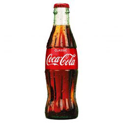 Soft drink glass bottle - 330ml thumbnail