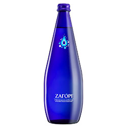 Zagori sparkling water - 275ml thumbnail
