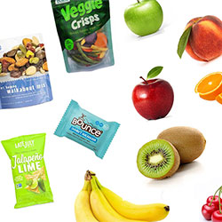 Healthy snack and fruit bundle thumbnail