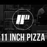 11inch Pizza logo