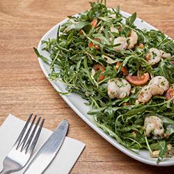 Tiger prawn salad thumbnail
