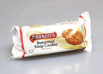 Arnotts butternut snap cookies - 250g thumbnail