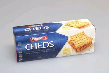 Arnotts Cheds - 250g thumbnail