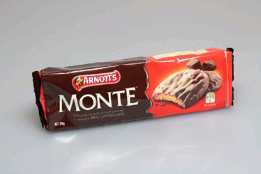 Arnotts Chocolate Monte - 200g thumbnail