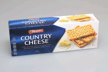 Arnotts Country Cheese - 250g thumbnail