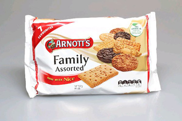 Arnotts Family Asssorted biscuits thumbnail
