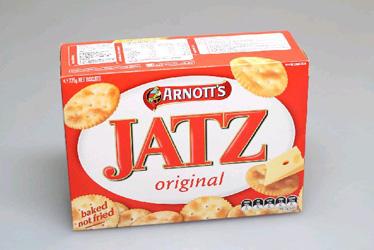 Arnotts Jatz -225g thumbnail