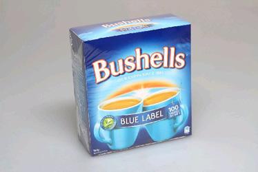 Bushells Blue Label tea bags thumbnail