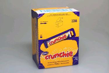 Cadbury Crunchie - 50g thumbnail