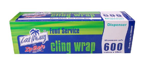 Castaway cling wrap thumbnail