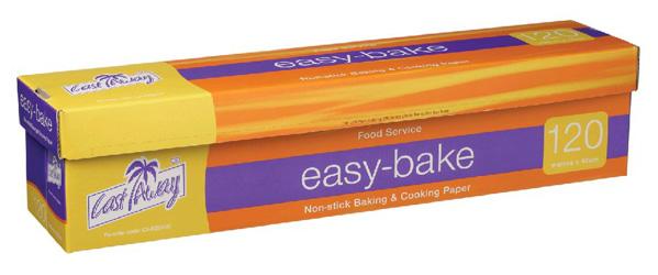Castaway easy bake baking paper - 120m x 40cm thumbnail