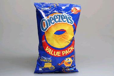 Cheezels - 125g box thumbnail