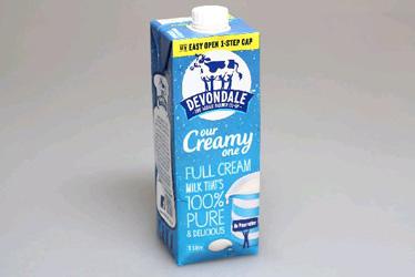 Devondale long life milk - 1 litre thumbnail