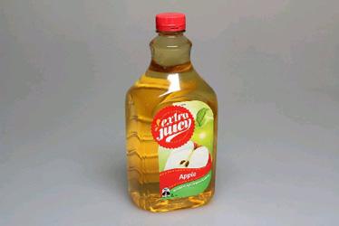 Extra Juicy long life 100% juice - 2 litre bottle thumbnail