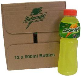 Gatorade - 600ml thumbnail