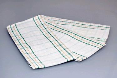 Impress tea towels green print thumbnail