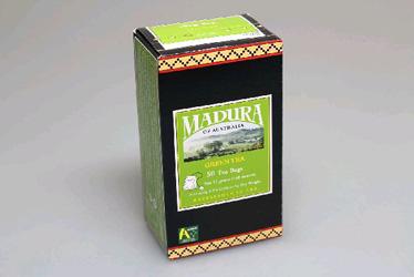 Madura green tea bags thumbnail