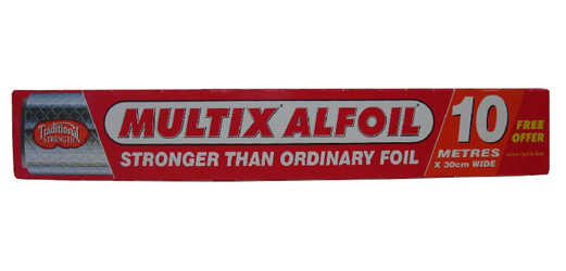 Multix foil - 10m x 30cm thumbnail