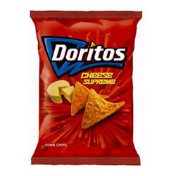 Doritos Cheese Supreme corn chips - 175g thumbnail
