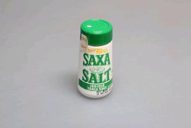 SAXA salt picnic pack - 125g thumbnail