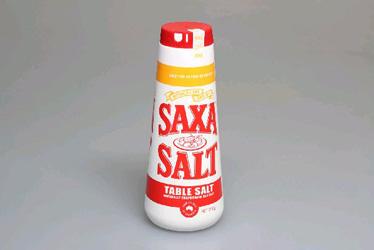 SAXA table salt - 750g thumbnail