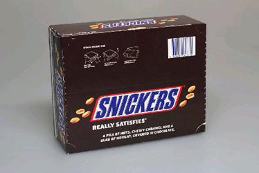 Snickers - 50g thumbnail