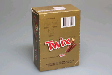 Twix - 55g thumbnail