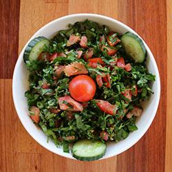 Tabouli salad - serves 9 thumbnail