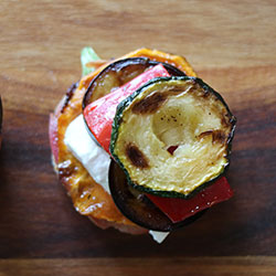 Grilled vegetable stack thumbnail