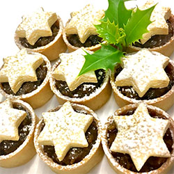 Fruit mince tart - mini thumbnail