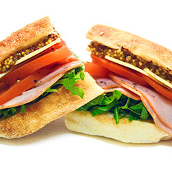 Turkish sandwich - 130g thumbnail