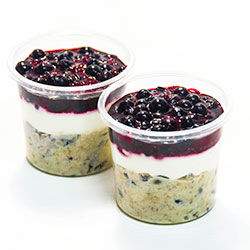 Bircher muesli cup - 150 ml thumbnail