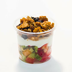Granola, fruit and yoghurt cup - 150 ml thumbnail