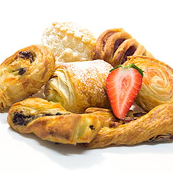 Danish pastries - mini thumbnail