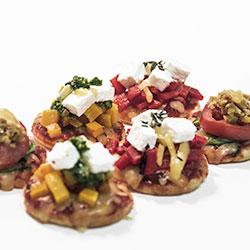 Mini pizzas thumbnail
