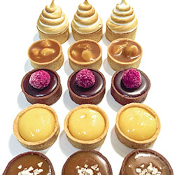 Mini tart selection thumbnail