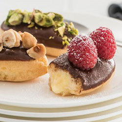 Eclairs - Country chef thumbnail