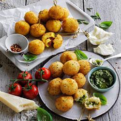Arancini part pack - Petite cuisine thumbnail
