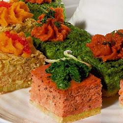 Savoury petit fours mixed - Kooka brothas thumbnail