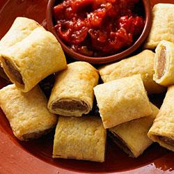 Mini sausage rolls - Patties thumbnail