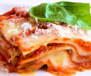 Meat lasagna thumbnail